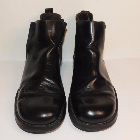 Kenneth Cole Reaction Ankle Boots Made In Italy